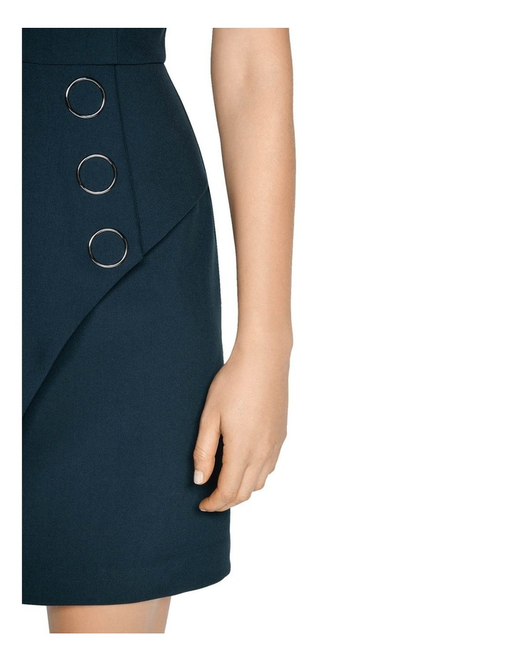 Ring Snap A-line Dress image 4