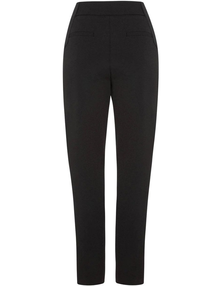 Waisted Slim Leg Pant image 2