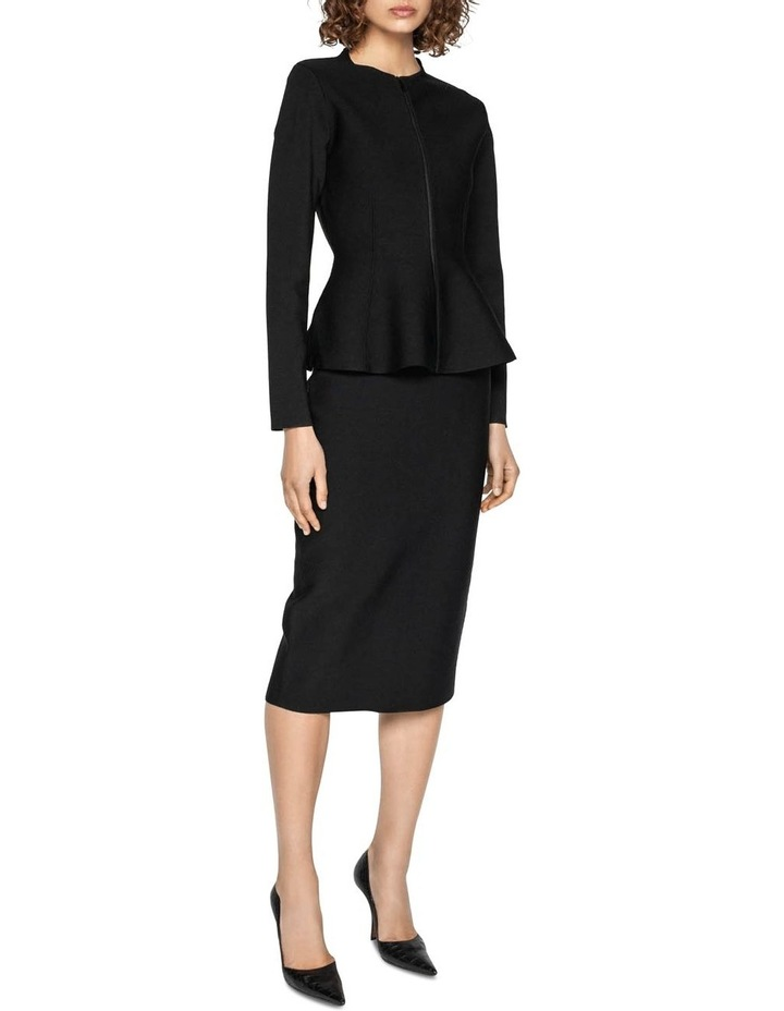 Milano Long Pencil Skirt image 1