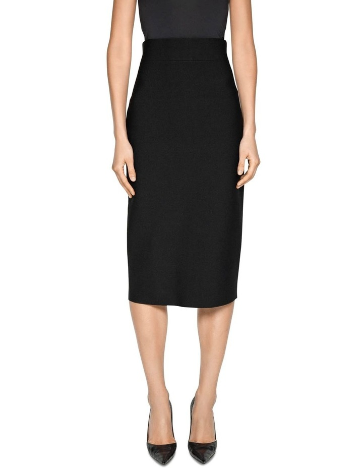 Milano Long Pencil Skirt image 2