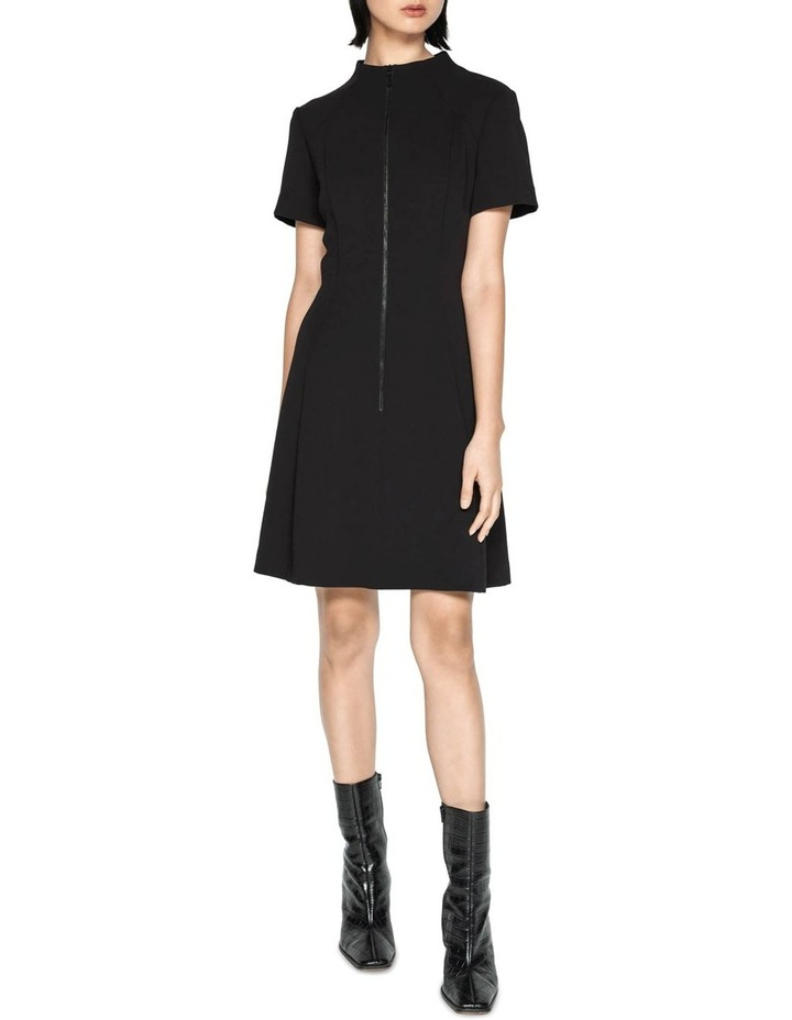 Funnel Neck Dress image 1