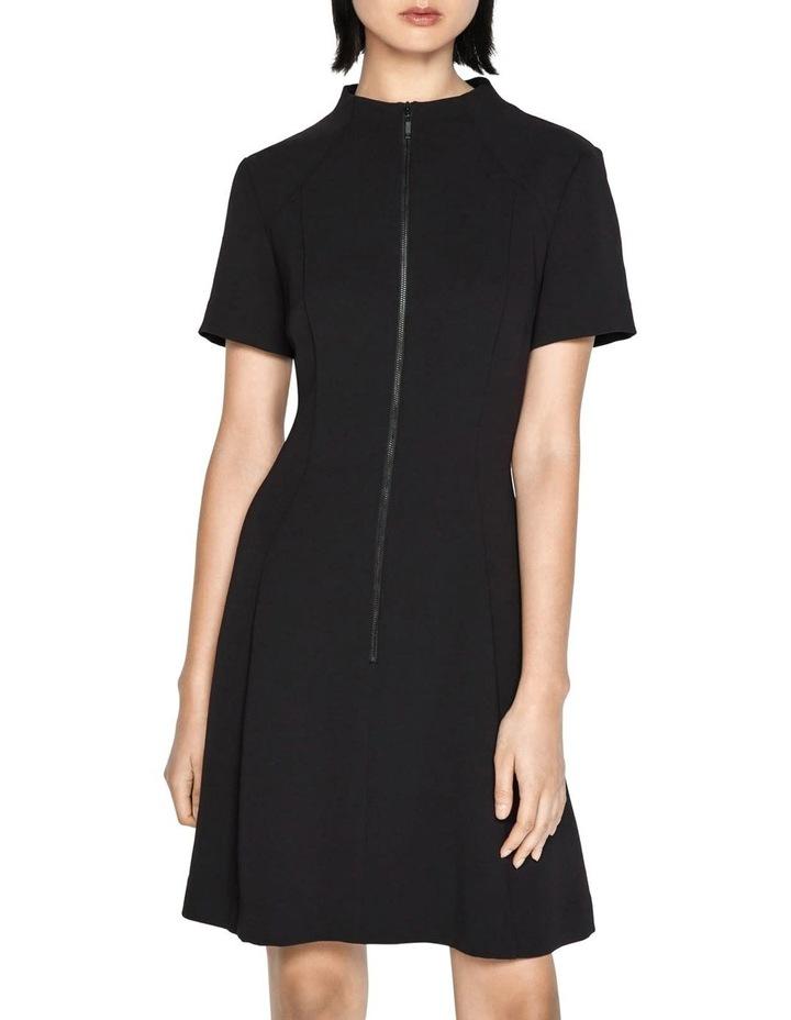 Funnel Neck Dress image 2