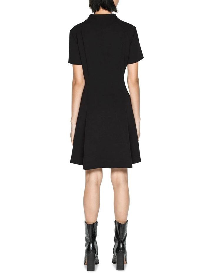 Funnel Neck Dress image 3