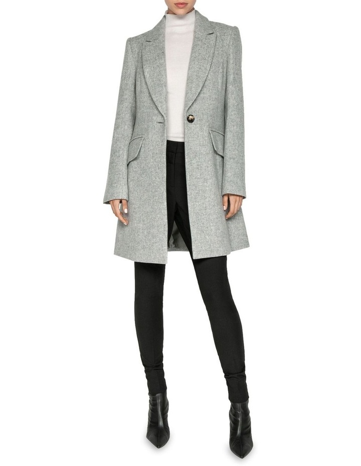 Melange Wool Coat image 1