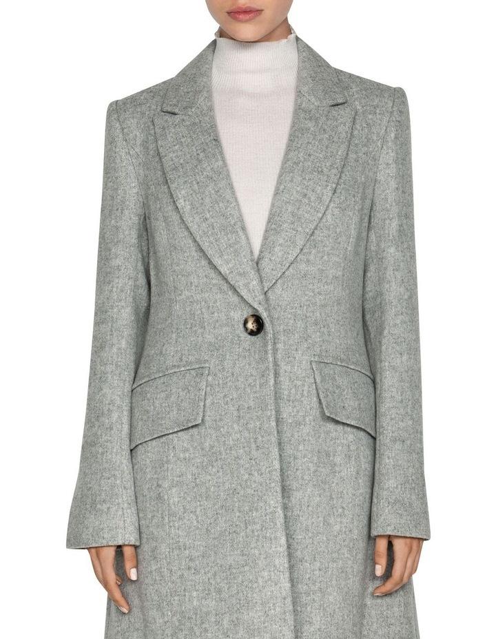 Melange Wool Coat image 2