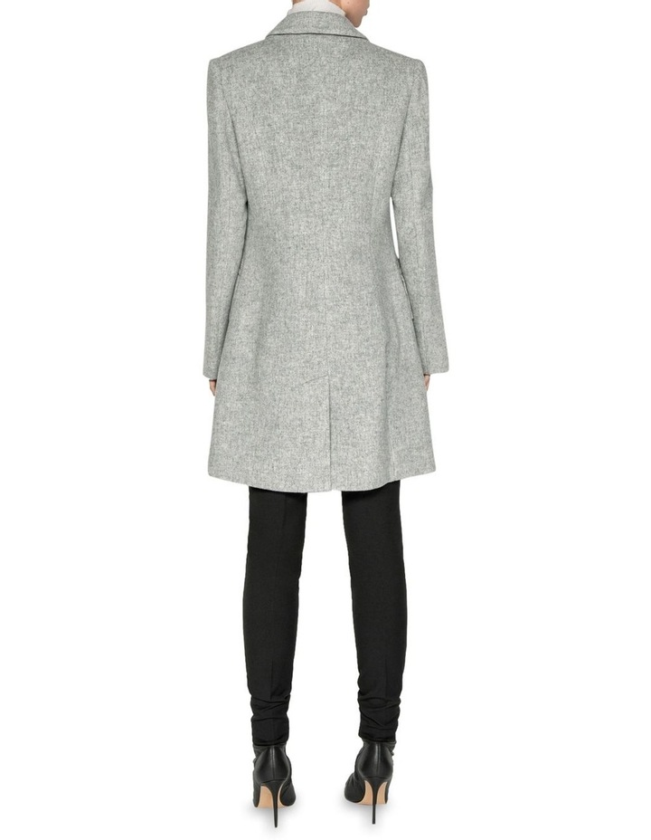 Melange Wool Coat image 3