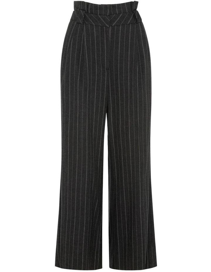 Pinstripe Wide Leg Pant image 1