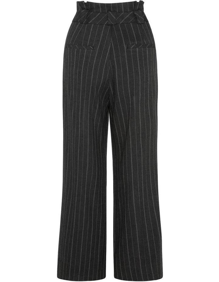 Pinstripe Wide Leg Pant image 2