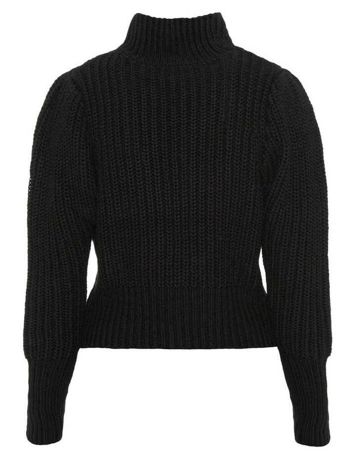 Chunky Textured Sweater image 2
