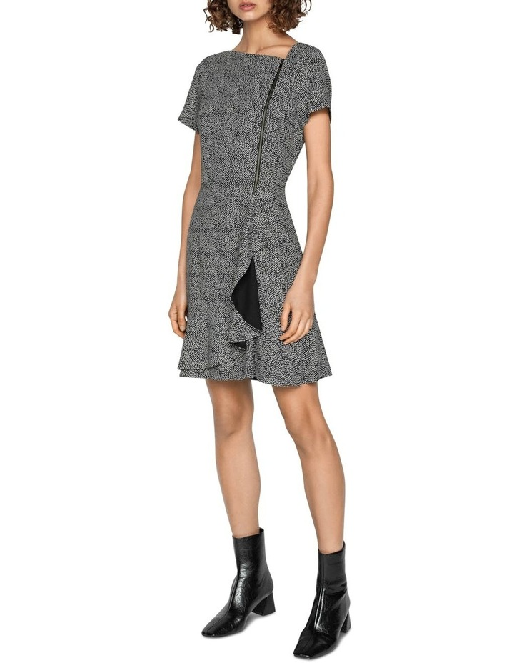 Spot Asymmetric Dress image 1