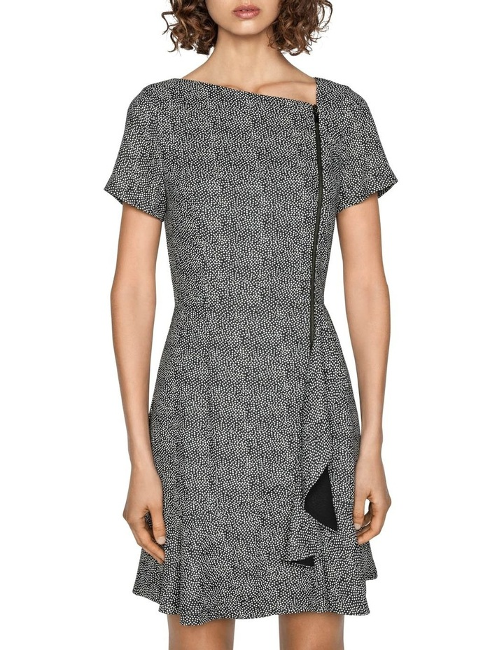 Spot Asymmetric Dress image 2