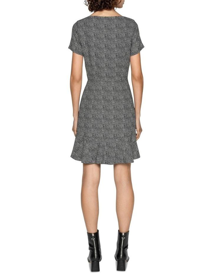 Spot Asymmetric Dress image 3