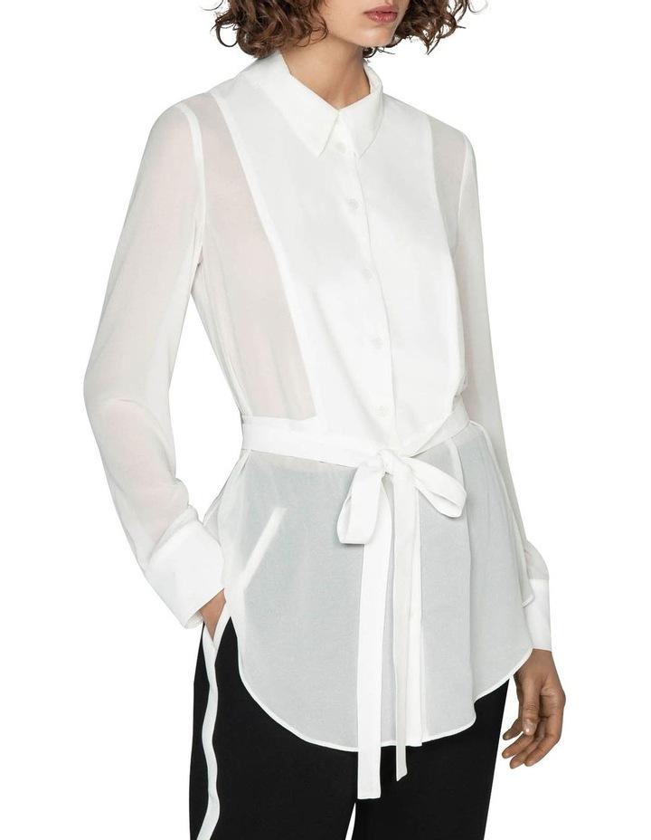 Sheer Georgette Shirt image 2