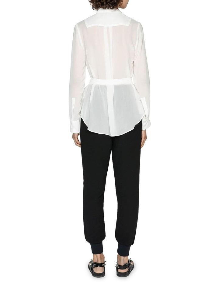 Sheer Georgette Shirt image 3