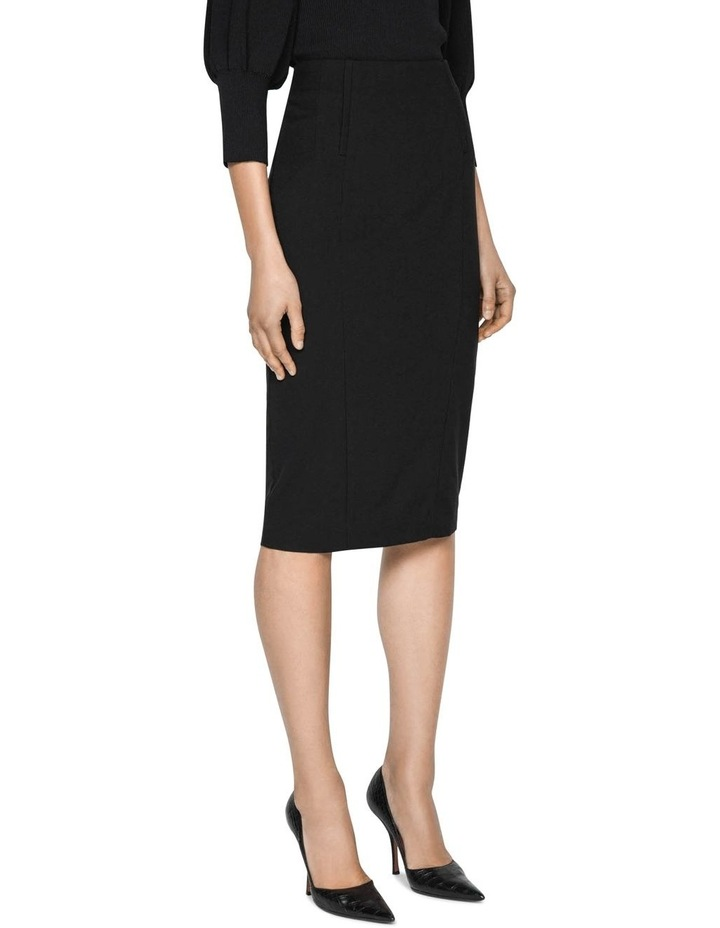 Panelled Pencil Skirt image 2