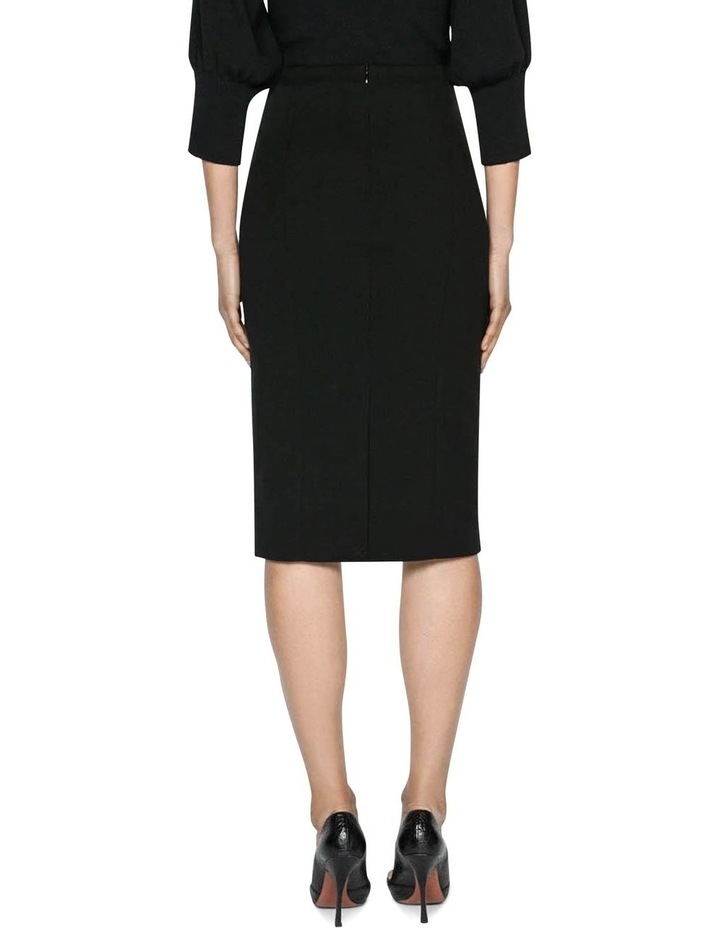 Panelled Pencil Skirt image 3