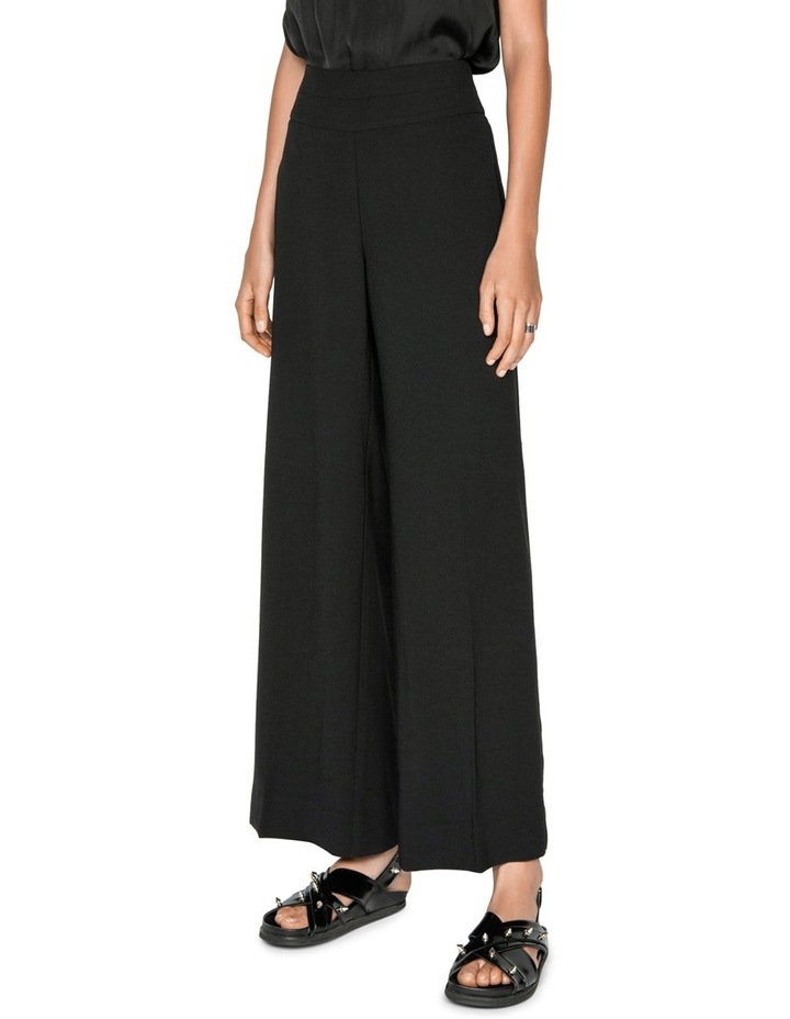 High Waisted Wide Leg Pant image 1