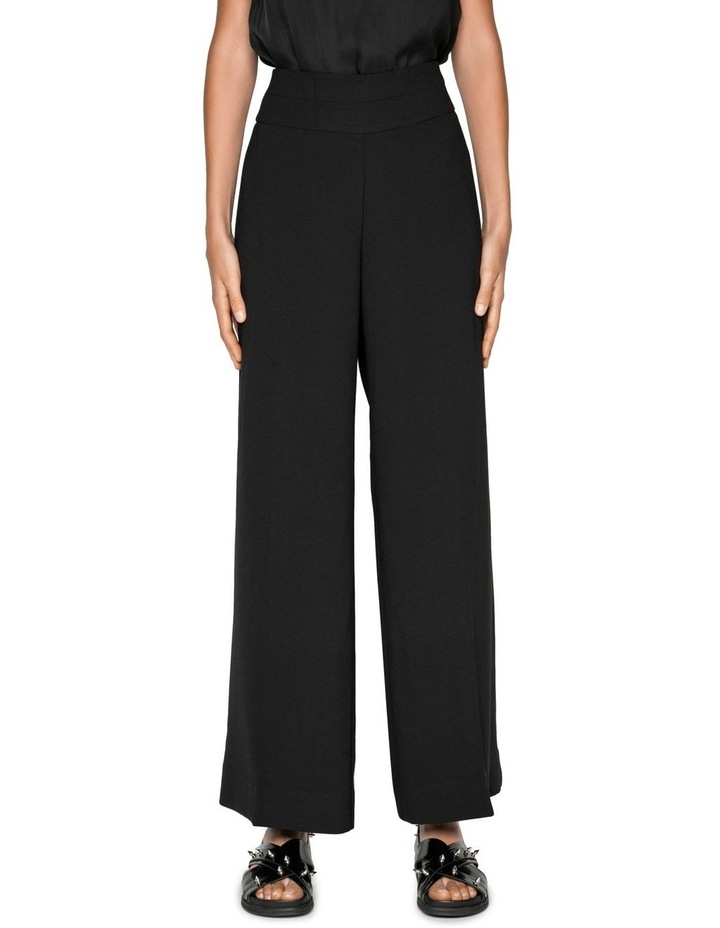 High Waisted Wide Leg Pant image 2