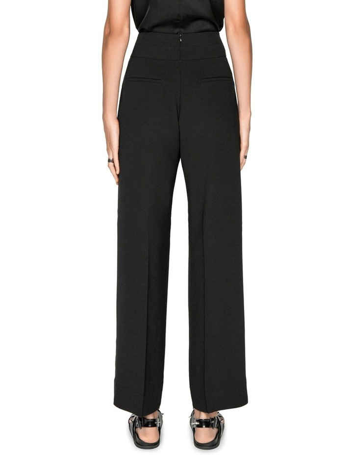 High Waisted Wide Leg Pant image 3