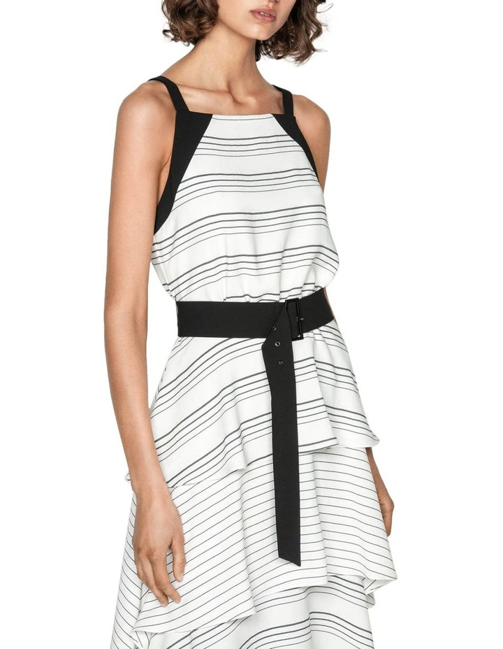 Quattro Stripe Midi Dress image 2