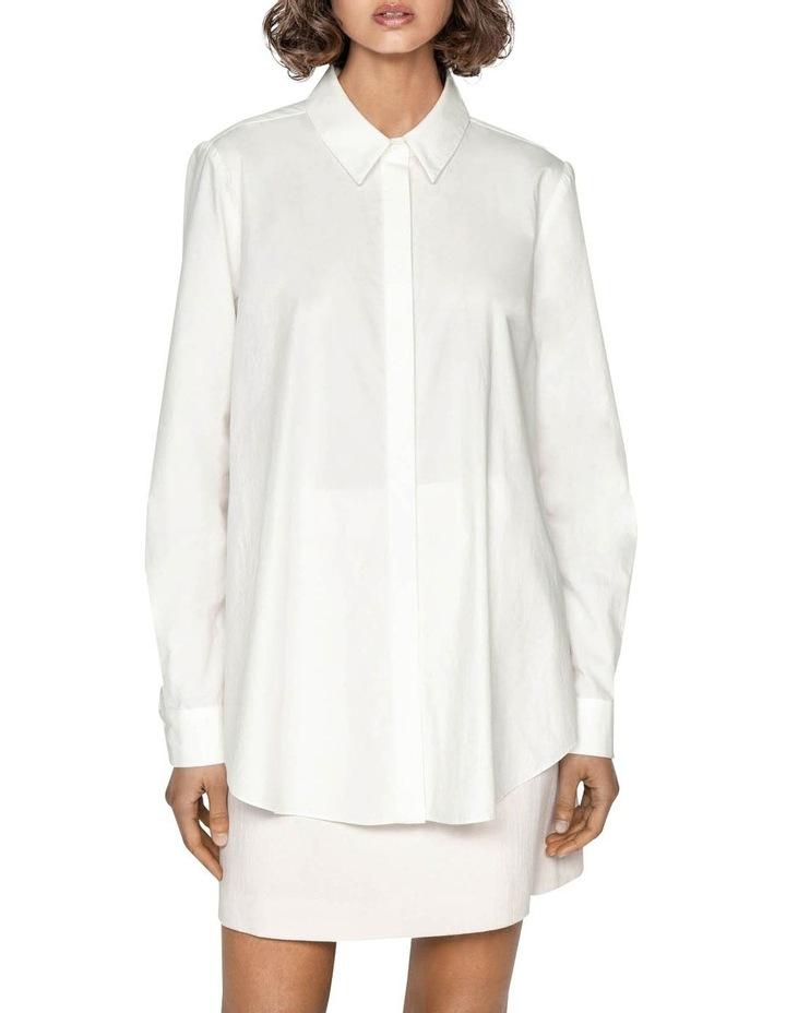 Technical Cotton Shirt image 2