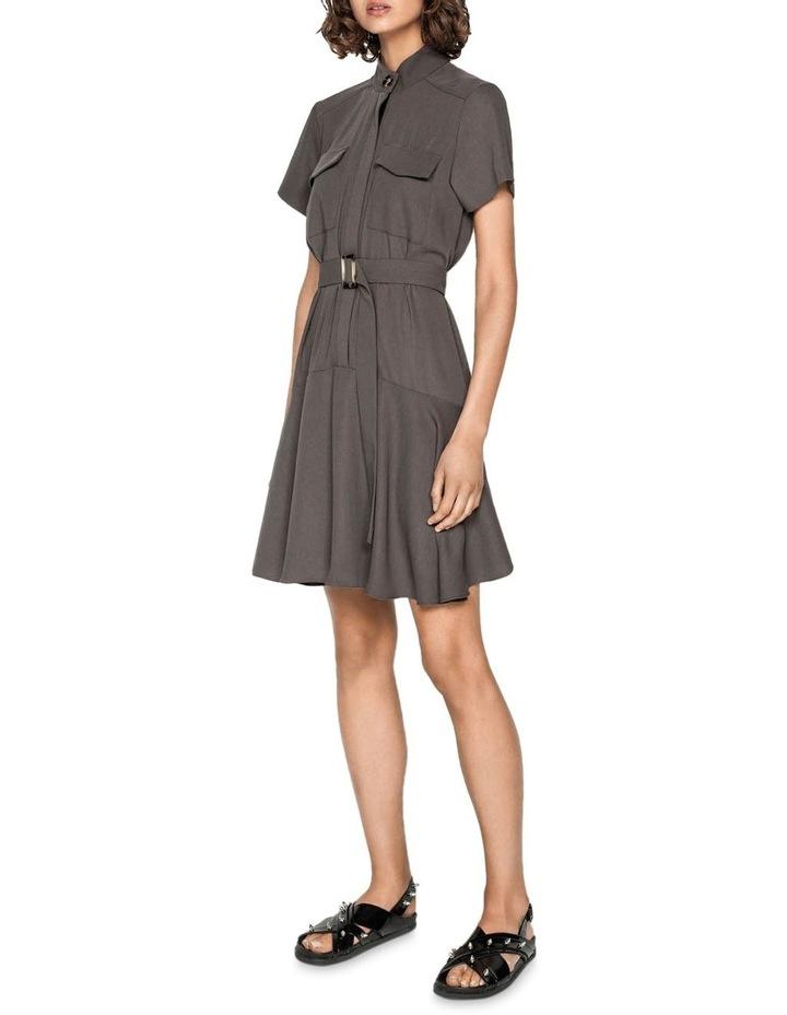 Drapey Utility Dress image 1