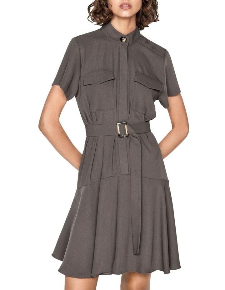 Drapey Utility Dress image 2