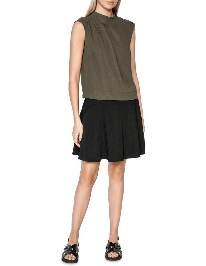 Drapey Utility Skirt image 1