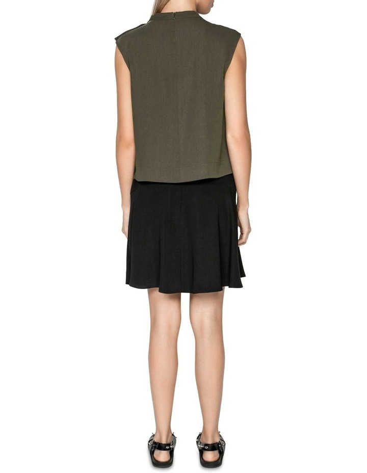 Drapey Utility Skirt image 3