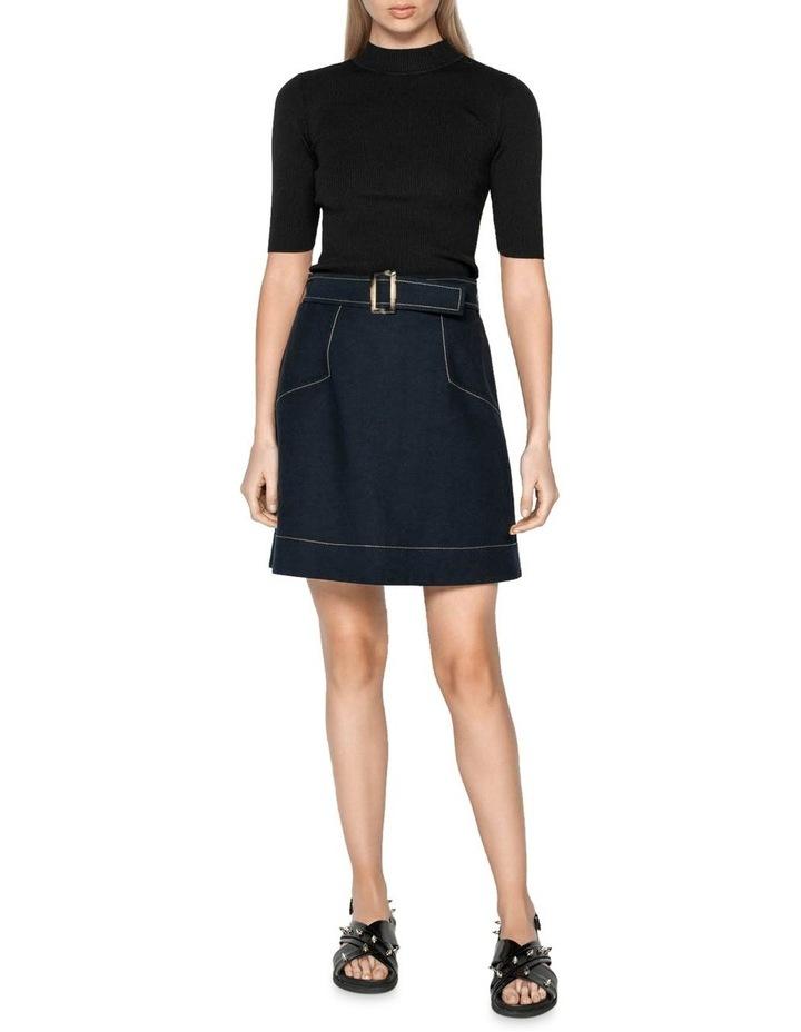 Tencel Cotton Mini Skirt image 1