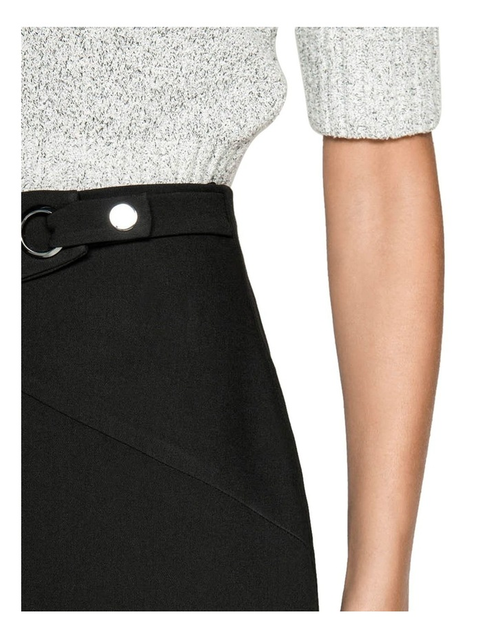Front Split Pencil Skirt image 4