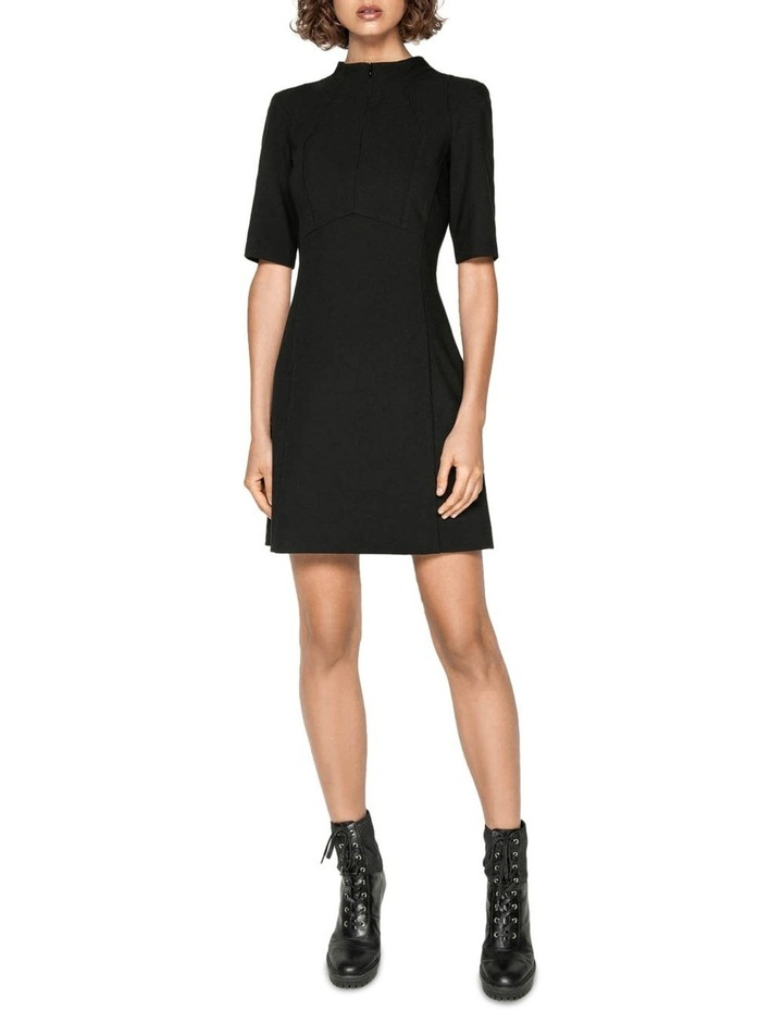 Funnel Neck Dress image 1