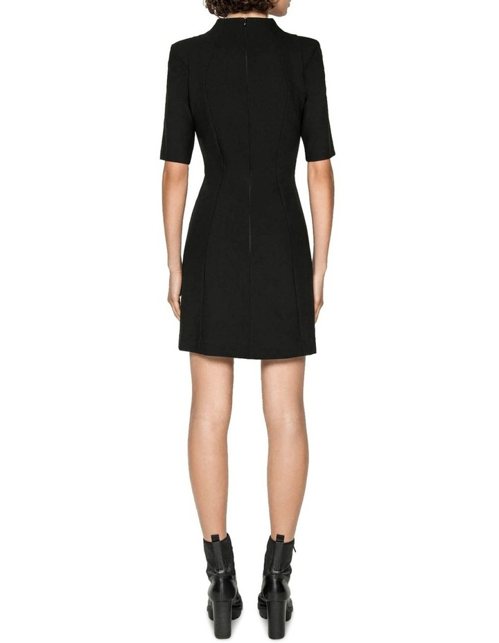 Funnel Neck Dress image 2