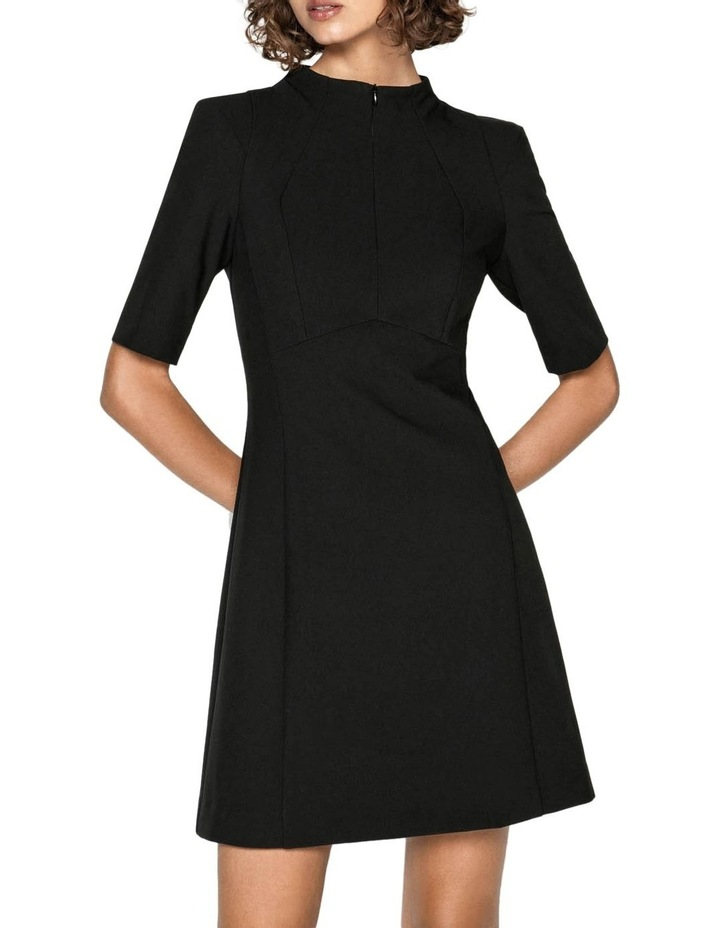Funnel Neck Dress image 3