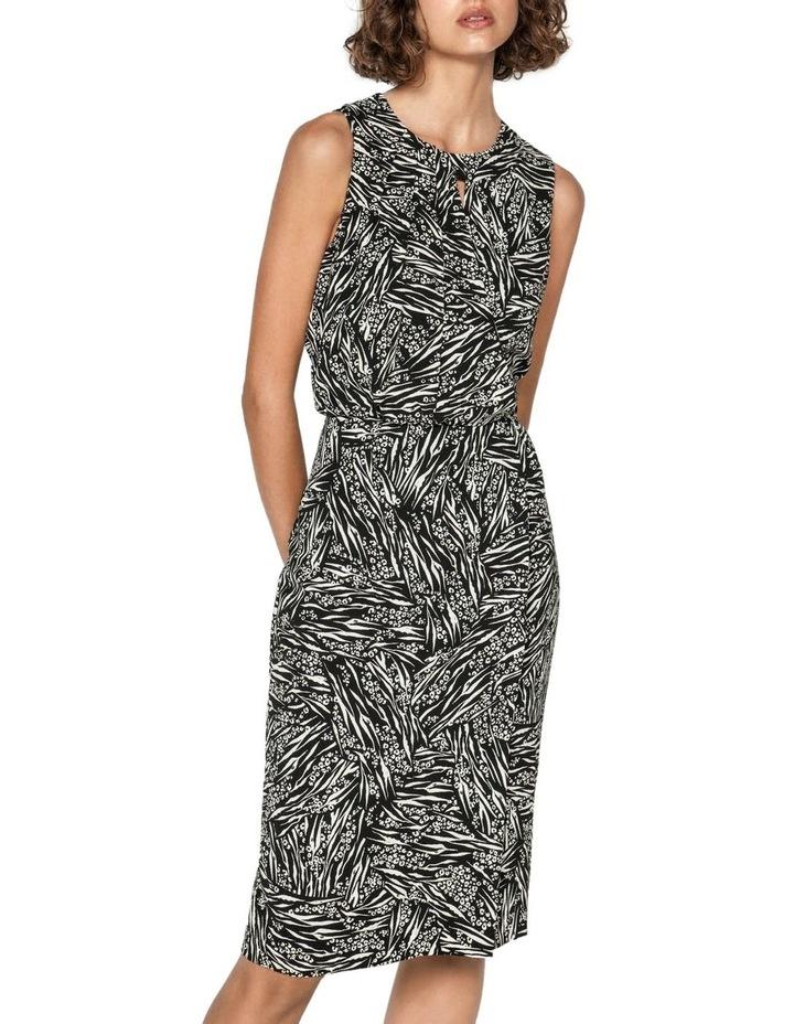Monochrome Animal Dress image 2