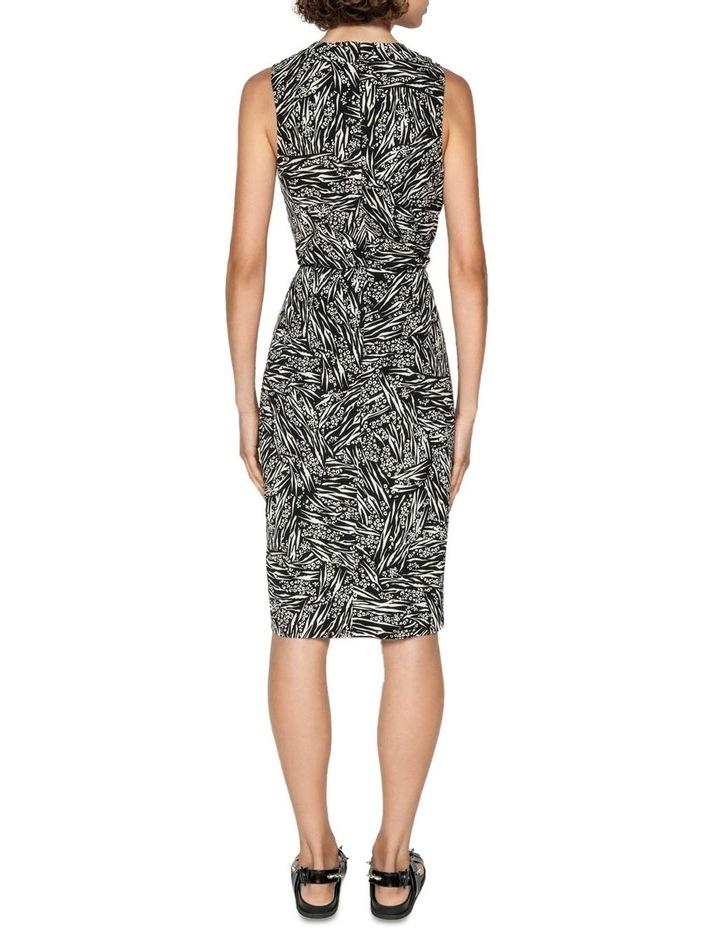 Monochrome Animal Dress image 3
