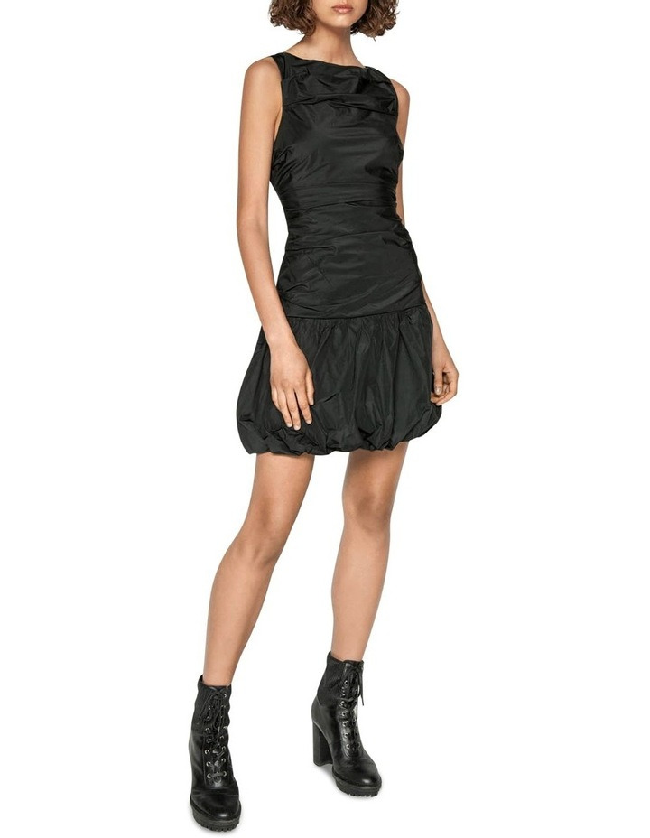 Ruched Bubble Dress image 1