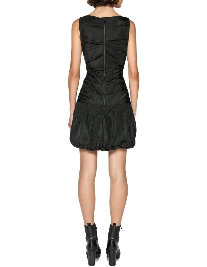 Ruched Bubble Dress image 3
