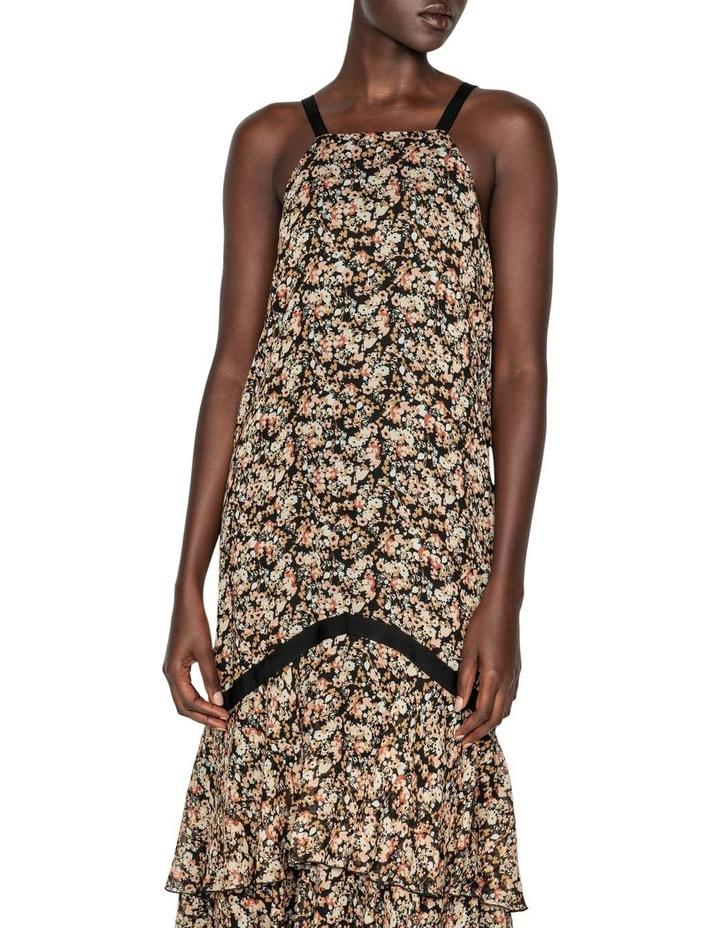 Mini Floral Midi Dress image 2