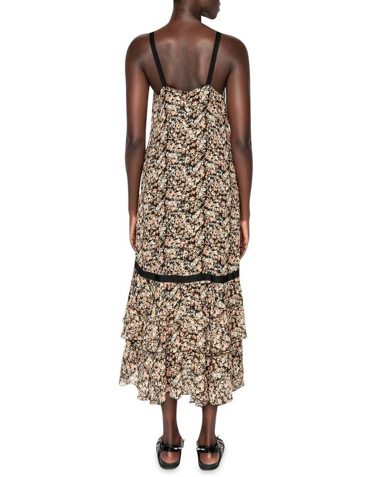 Mini Floral Midi Dress image 3