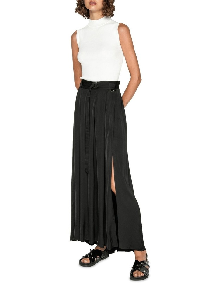 Soft Satin Maxi Skirt image 1
