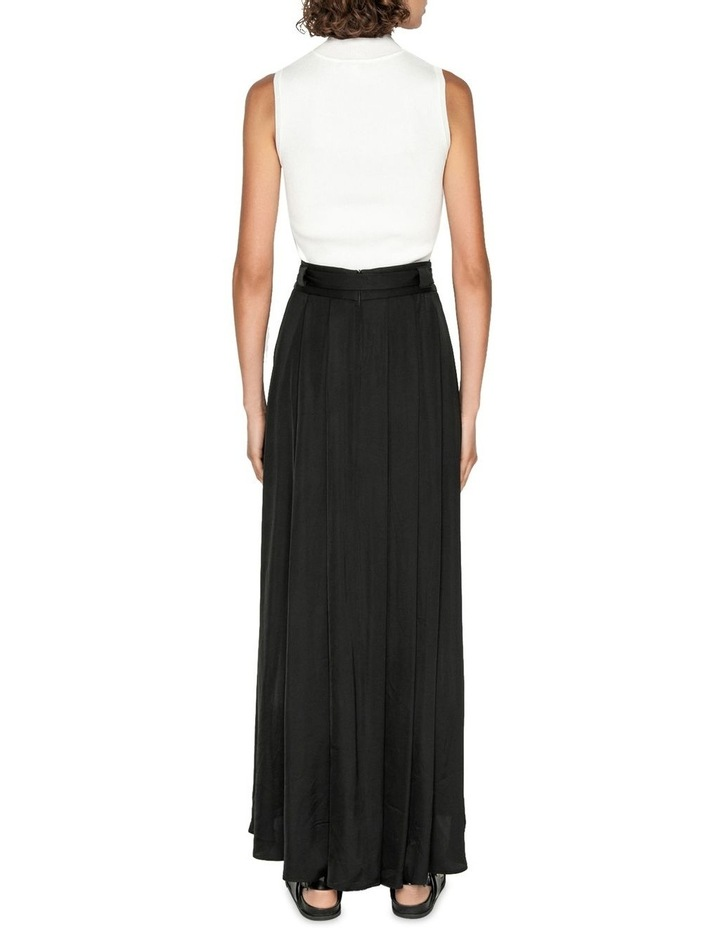 Soft Satin Maxi Skirt image 3