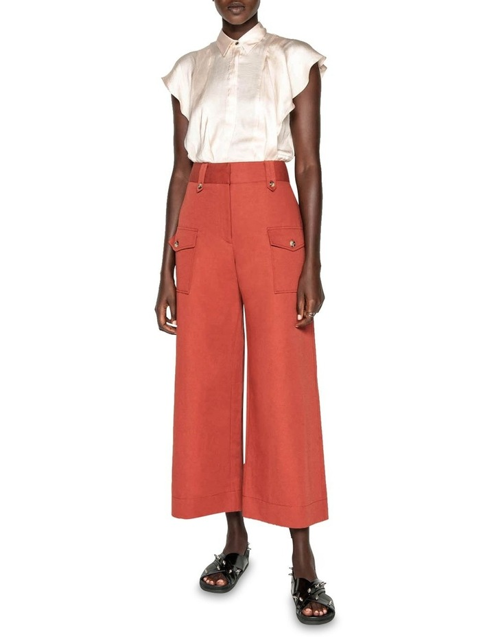 Cotton Linen Twill Pant image 1