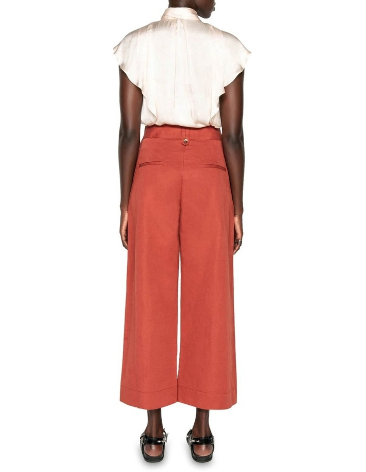 Cotton Linen Twill Pant image 3