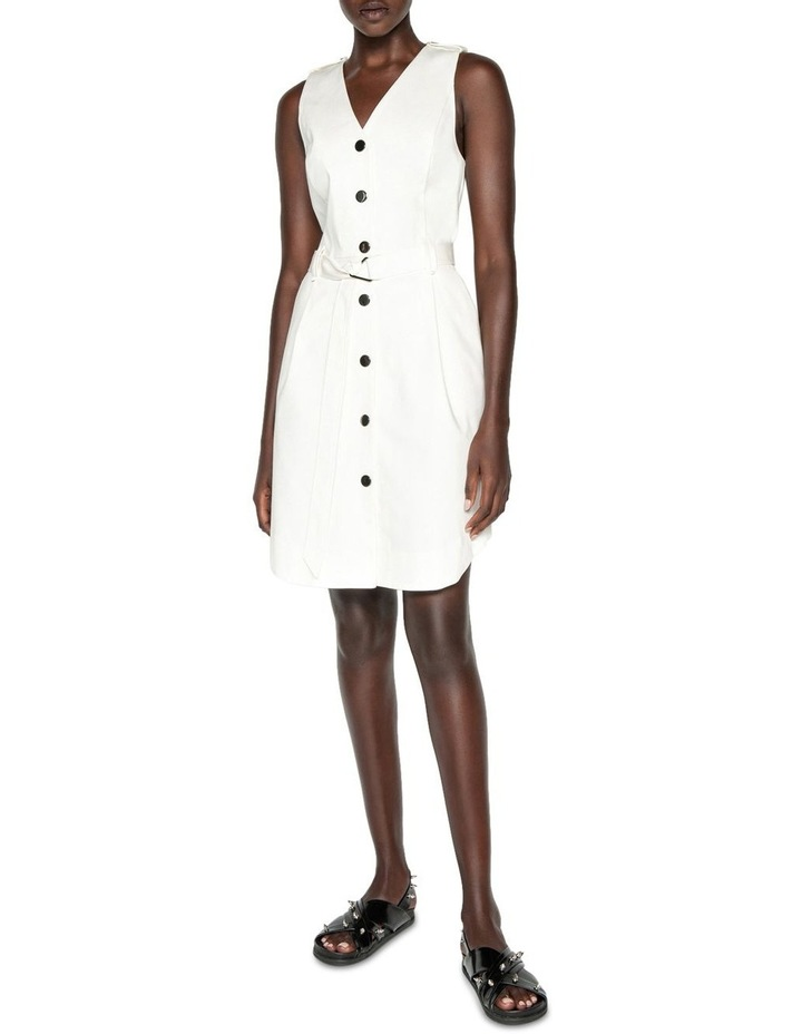 Utility Snap Front Dress image 1