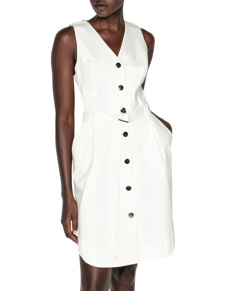 Utility Snap Front Dress image 2