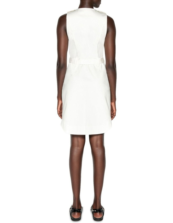 Utility Snap Front Dress image 3
