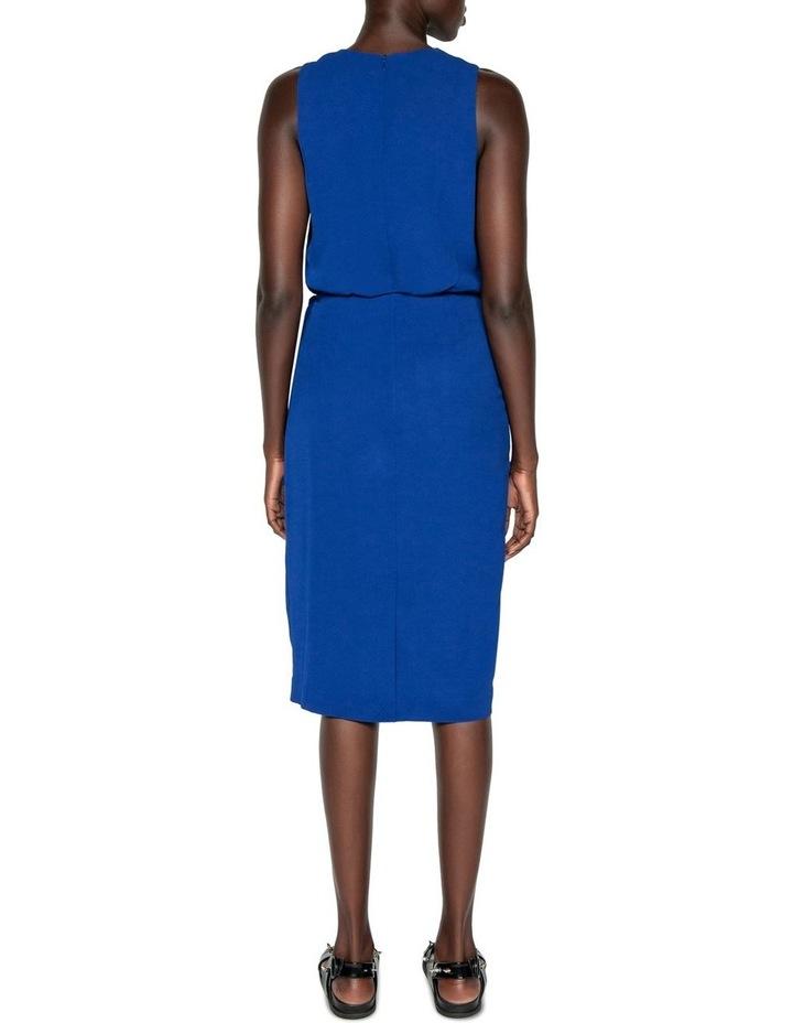 Tie Waist Midi Dress image 3