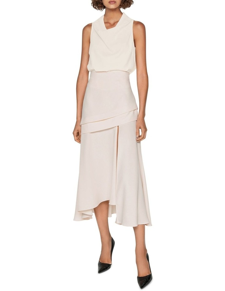 Split Front Midi Skirt image 1