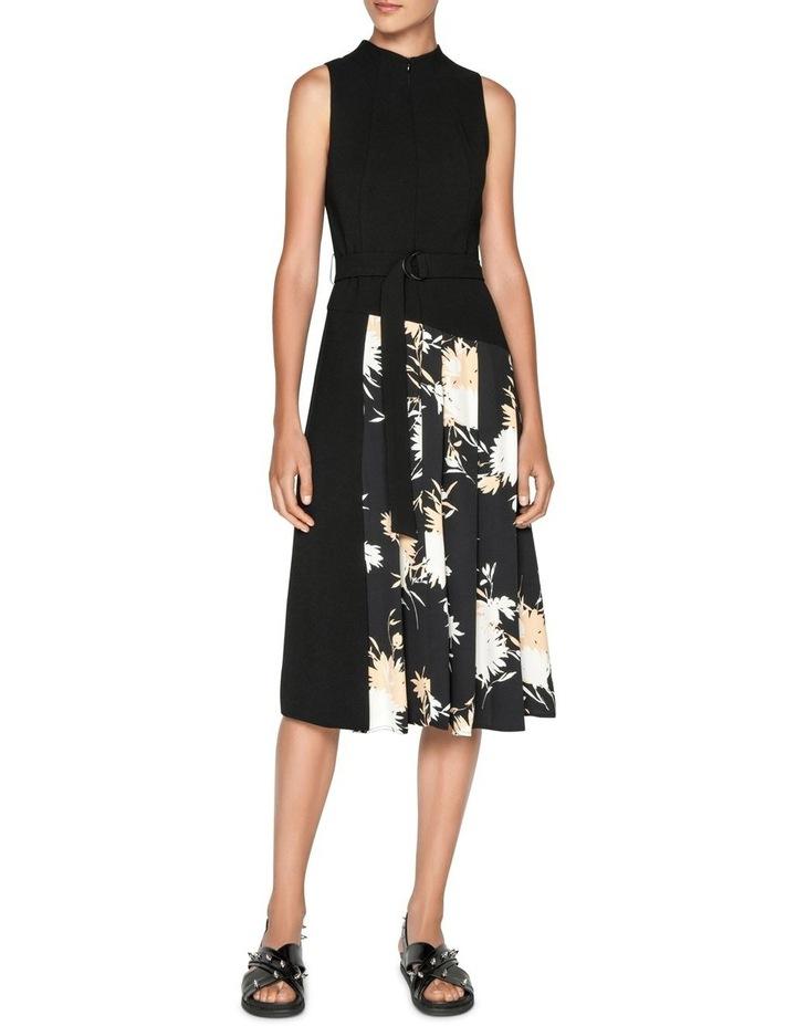 Dahlia Pleated Midi Dress image 1